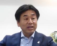 常務執行役員 石田建一氏