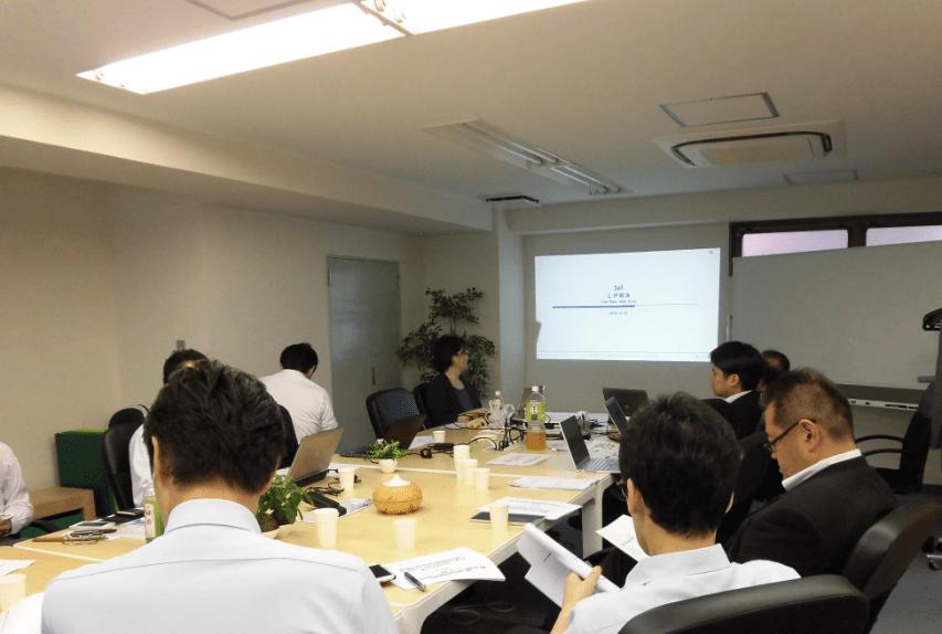 第1回IoT(Internet of Things)勉強会第2部:低電力通信LPWA、ブロックチェーン、WELL認証