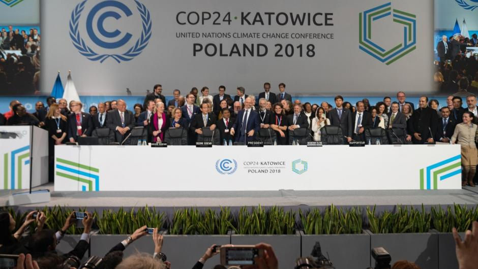 COP24でパリ協定の実施指針決定。本格的な運用がスタート